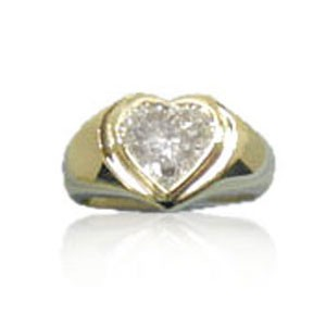 AFS-0010 Solitaire Engagement Ring