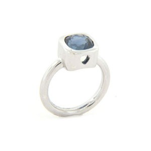 AFS-0037 Solitaire Engagement Ring