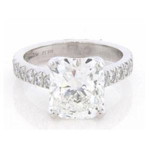 AFS-0052 Diamond Engagement Ring