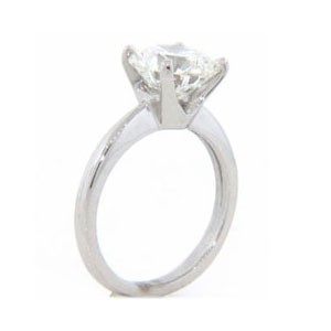 AFS-0130 Solitaire Engagement Ring