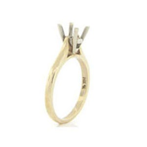 AFS-0140 Solitaire Engatement Ring