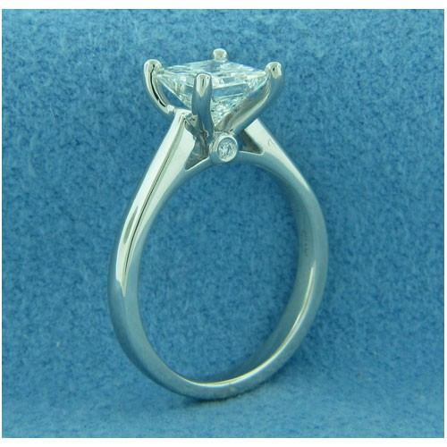 AFS-0201 Solitaire Engagement Ring
