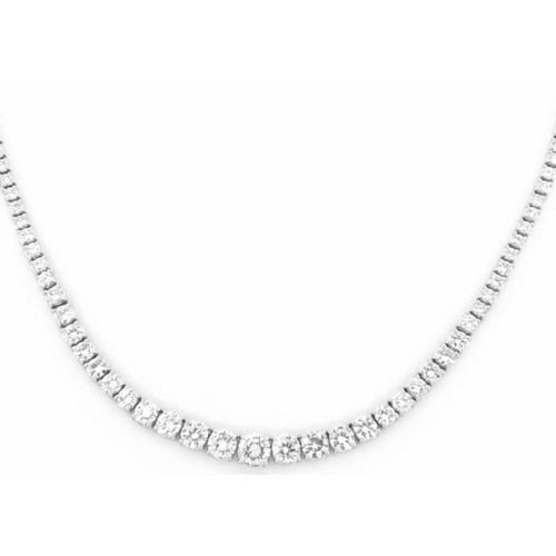CH495 Diamond Necklace