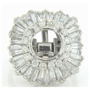 FS3936 Diamond Fancy Ring