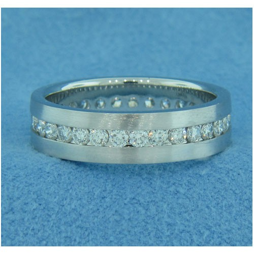 WB2773 Men's Diamond Wedding/Engagement Ring