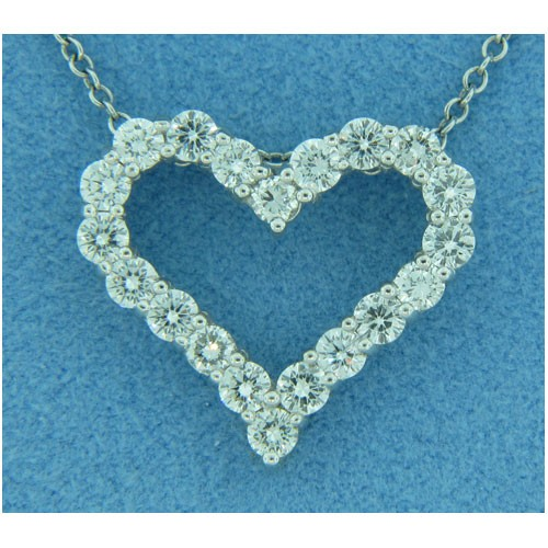 P1422 Diamond Heart