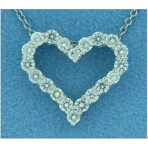 P1422 Diamond Heart