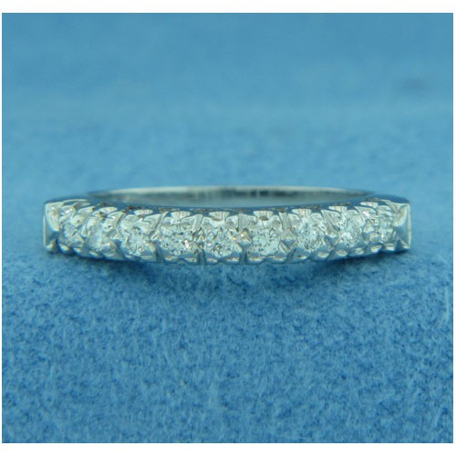 WB1714 Diamond Wedding Ring