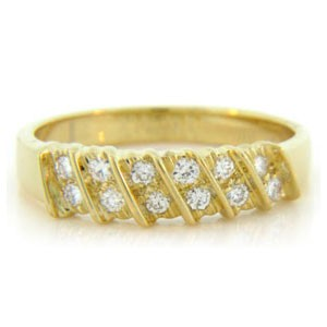 WB2539 Diamond Wedding Ring