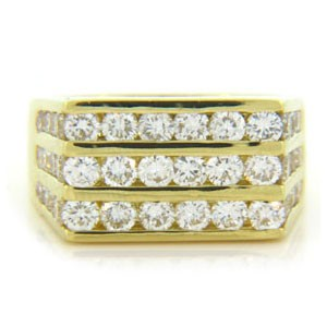 WB2560 Diamond Wedding Ring