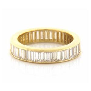 WB2613 Diamond Wedding Ring