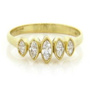 WB2632 Diamond Wedding Ring