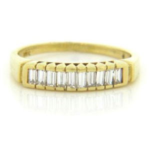 WB2637 Diamond Wedding Ring