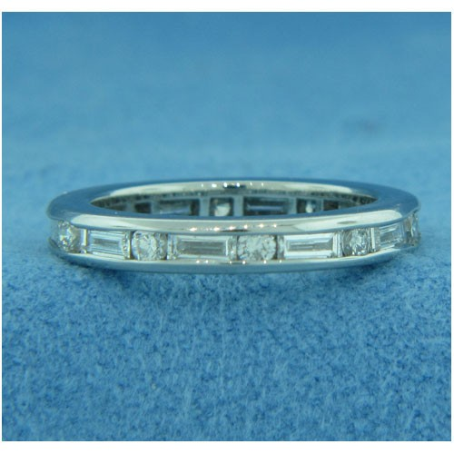 WB2707 Diamond Wedding Ring