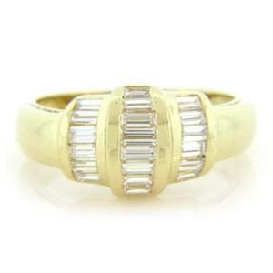 WB2711 Diamond Wedding Ring
