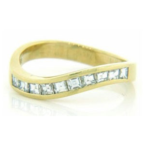 WB2714 Diamond Wedding Ring
