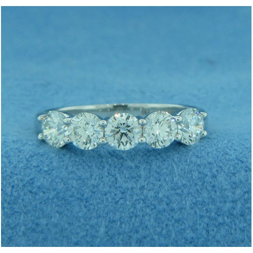 WB2730 Diamond Wedding Ring