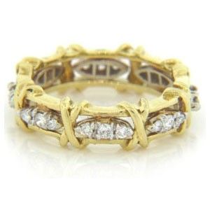 WB2735 Diamond Wedding Ring