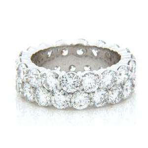 WB2742 Diamond Wedding Ring