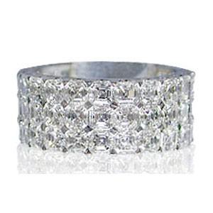 WB2743 Diamond Wedding Ring