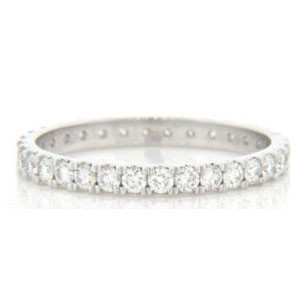 WB2744 Diamond Wedding Ring