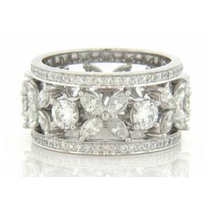 WB2747 Diamond Wedding Ring