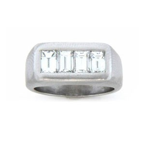 WB2748 Diamond Wedding Ring