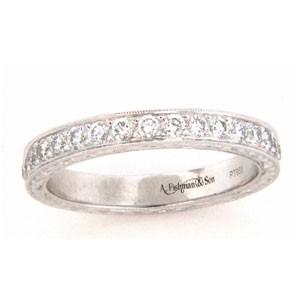 WB2753 Diamond Wedding Ring