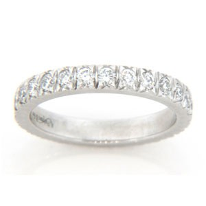 WB2757 Diamond Wedding Ring