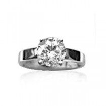AFS-0008 Solitaire Engagement Ring