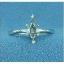 AFS-0014 Diamond Engagement Ring
