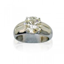 AFS-0020 Diamond Engagement Ring
