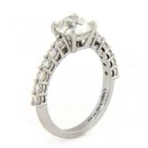AFS-0038 Diamond Engagement Ring