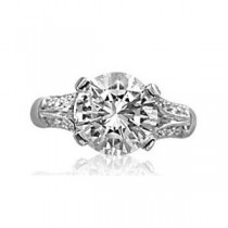 AFS-0042 Diamond Engagement Ring