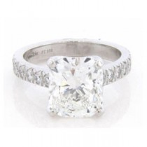 AFS-0052 Diamond Engagement Ring