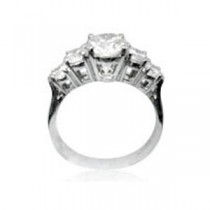 AFS-0108 Diamond Engagement Ring