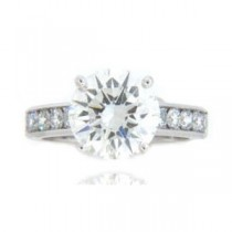 AFS-0111 Diamond Engagement Ring