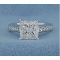 AFS-0123 Diamond Engagement Ring