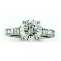 AFS-0127 Diamond Engagement Ring