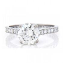 AFS-0138 Diamond Engagement Ring