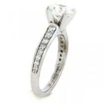 AFS-0158 Diamond Engagement Ring