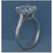 AFS-0168 Solitaire Engagement Ring
