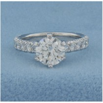 AFS-0172 Diamond Engagement Ring
