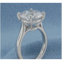 AFS-0178 Solitaire Engagement Ring