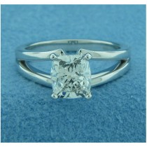 AFS-0198 Solitaire Engagement Ring