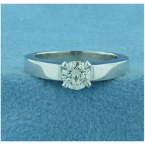 AFS-0206 Solitaire Engagement Ring