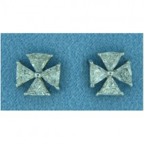 E1228 Diamond Earrings