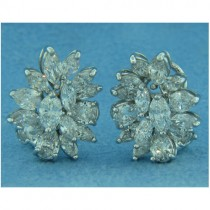 E1238 Diamond Earrings