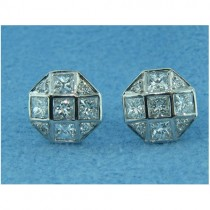 E1252 Diamond Earrings