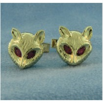 CF0002 Men's Emerald Cufflinks